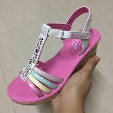 Sepatu Sketcher Anak Perempuan jual diskon murah sepatu sandal anak perempuan skechers