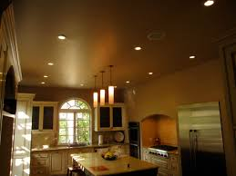 Recessed Lighting In Kitchens Ideas Lovely Led Pot Light Installation Likewise Counter Lights