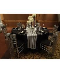 black white striped table runner black and white stripe table runner