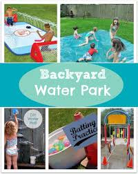 Backyard Games For Toddlers by Backyard Water Park Page 2 Of 2 Backyard Water Parks Water