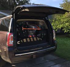 gmc yukon trunk space 2015 gmc yukon xl denali one week test drive review family geared