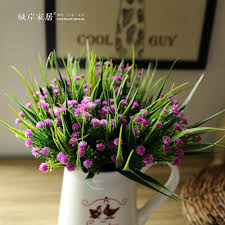 artificial flower decoration for home online get cheap plastic flower artificial flowers decorate