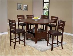 Lazy Susan Kitchen Table by Hh 1920 Counter Height Table With Lazy Susan And 4 Chairs