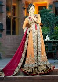 wedding dress in pakistan sharara wedding dresses trend for brides 2017