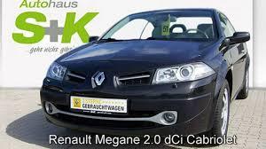 megane renault 2008 renault megane 2 0 dci coupe cabriolet 2008 schwarz