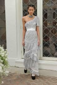 white and grey wedding dress wedding dresses bridal looks houghton summer 2017