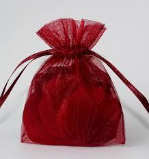 organza bag buyorganzabags 3 x4 burgundy organza bag 3 x4 organza bags