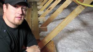 easy do it yourself storage space in your attic part 1 youtube