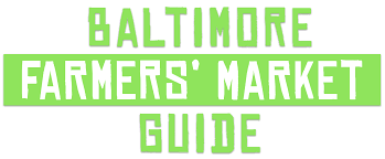 baltimore farmers u0027 market guide