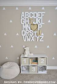 Monogram Letters Home Decor by Decorated Wall Letters Shenra Com