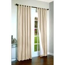 Curtains On Sliding Glass Doors Drapes Sliding Glass Doors Curtain Rod For Patio