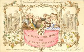 guest post christmas 1843 the births of the first christmas card