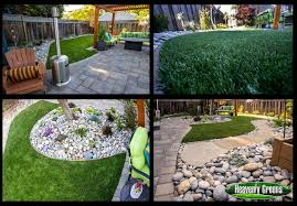 recent residential artificial turf installations from heavenly