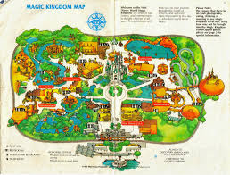 Map Of Magic Kingdom Orlando by The Museum Of Modern Irrelevance Momi Tour Guides Walt Disney