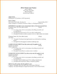 Job Resume Template Free by Free Resume Templates Cover Letter One Job Template Actor With