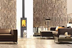steinwand wohnzimmer fliesen innenarchitektur geräumiges tolles wohnzimmer ofen innen
