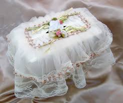 Shabby Chic Bathroom Accessories Sets Vintage Tissue Box Covers Shabby Chic Bathroom Decor Lace Tissue
