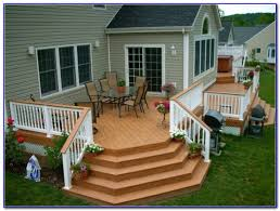 small backyard decks pictures decks home decorating ideas