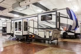 5th wheel with living room in front sierra 379flok front living room cheyenne cing center inside
