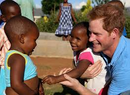 prince harry s tour of lesotho and south africa prince harry
