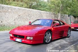 1993 ferrari ferrari 348 tb walkaround and driving 2014 hq youtube