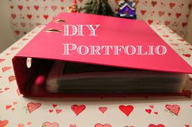 diy portfolio youtube