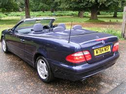 convertible mercedes 2000 used 2000 mercedes benz clk clk320 elegance for sale in london