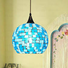 Aqua Pendant Light Aqua Blue Glass Pendant Light Lighting Kitchen Lights Item Lamp
