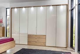 glass mirror wardrobe doors stylform selene 300cm solid oak u0026 glass wardrobe head2bed uk