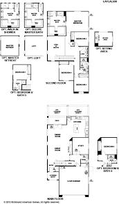 Richmond American Floor Plans River Grove North In Las Vegas Nv By Richmond American Homes