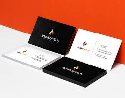 Business Cards In Pages Standard Business Card Printing High Quality Printplace