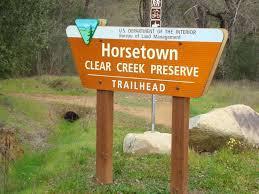 Interior Signs Trail Cloverdale Trails U2013 Piety Hill Loop 3 8 Miles U2013 Redding Ramblers