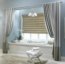 Wide Fabric Shower Curtain Adorable Curtains Bathroom Design Interior And Decorating Home