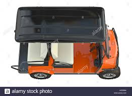 vehicle top view golf car top view stock photo royalty free image 128207014 alamy