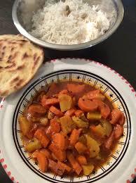 cuisiner le navet carottes et navets à l indienne riz à la cardamome recette
