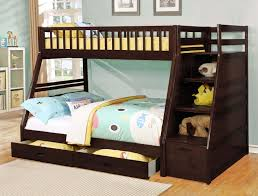 Double Deck Bed Designs With Drawer 24 Designs Of Bunk Beds With Steps Kids Love These