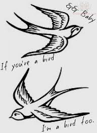 flying birds tattoo design photos pictures and sketches