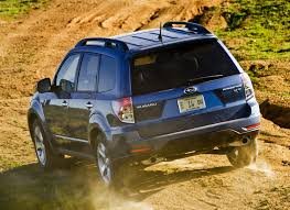 subaru forester xt off road subaru adds more trim levels to 2010 forester line up