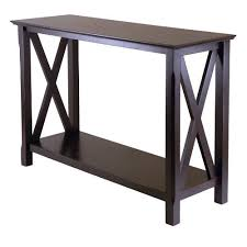 Wood Entry Table Wood Entry Table
