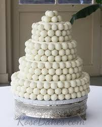 cake pop wedding cake behance