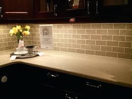 modern subway tile backsplash cost of subway tile home design