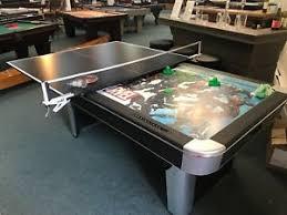Air Hockey Coffee Table Marvel 7 Air Hockey Table With Conversion Top Ebay