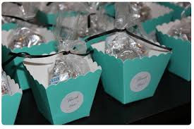 bridal shower party supplies the breakfast at tiffanys bridal shower favors encore events rentals