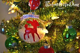 diy reindeer ornament the cards we drew