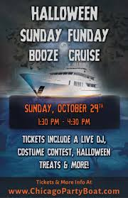 spirit halloween opening date halloween sunday funday booze cruise tickets sun oct 29 2017
