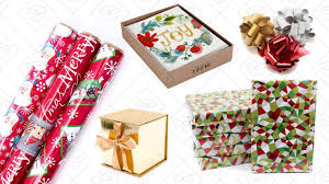 gift paper wrap wrap up these one day deals on gift paper bags and bows