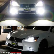lexus sports car gs new ijdmtoy 4th gen lexus gs f sport led fog lights http store