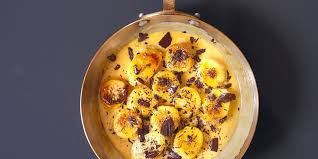 cuisiner les chignons de a la poele bananes au chocolat à la poêle recettes femme actuelle