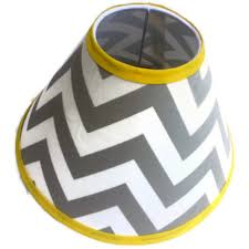 Yellow Wastebasket Chevron Wastebasket Trash Can Your Choice Of Color Grey