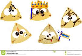 purim picture purim hamentashen stock illustration illustration of cookie